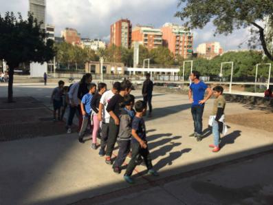 Voluntariat a Amics del moviment Quart Món