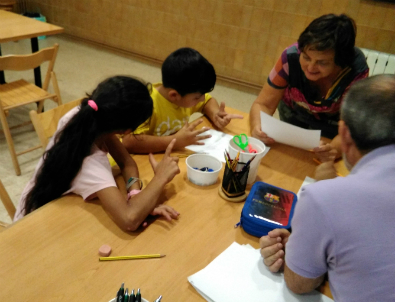 Voluntariat a Amics del Moviment Quart Mon